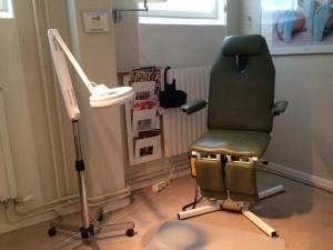 Behandlings rum